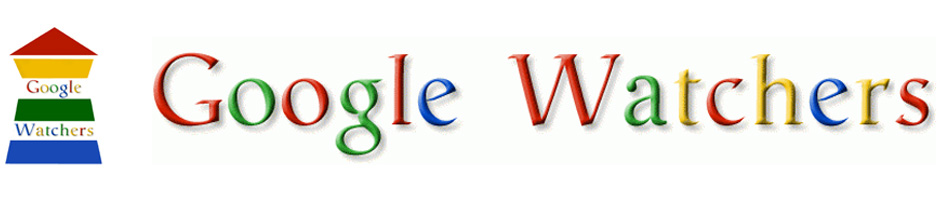 GoogleWatchers SEO BLOG